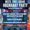 Lifestyle - Merchant Square Hogmanay