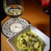 Recipe: Asparagus Cream Pasta