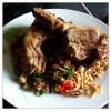 Food Recipe - Using Amira Rice - Lamb vegetables rice