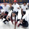 Dance around St Enoch Centre and Square