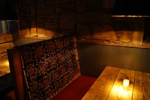 edinburgh larder booths