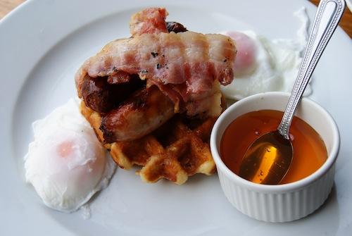 grand cru waffle