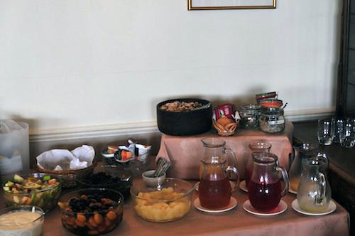 loch melfort breakfast