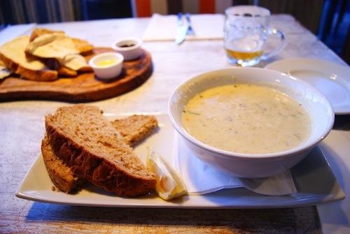 Tullie Inn Cullen Skink Soup