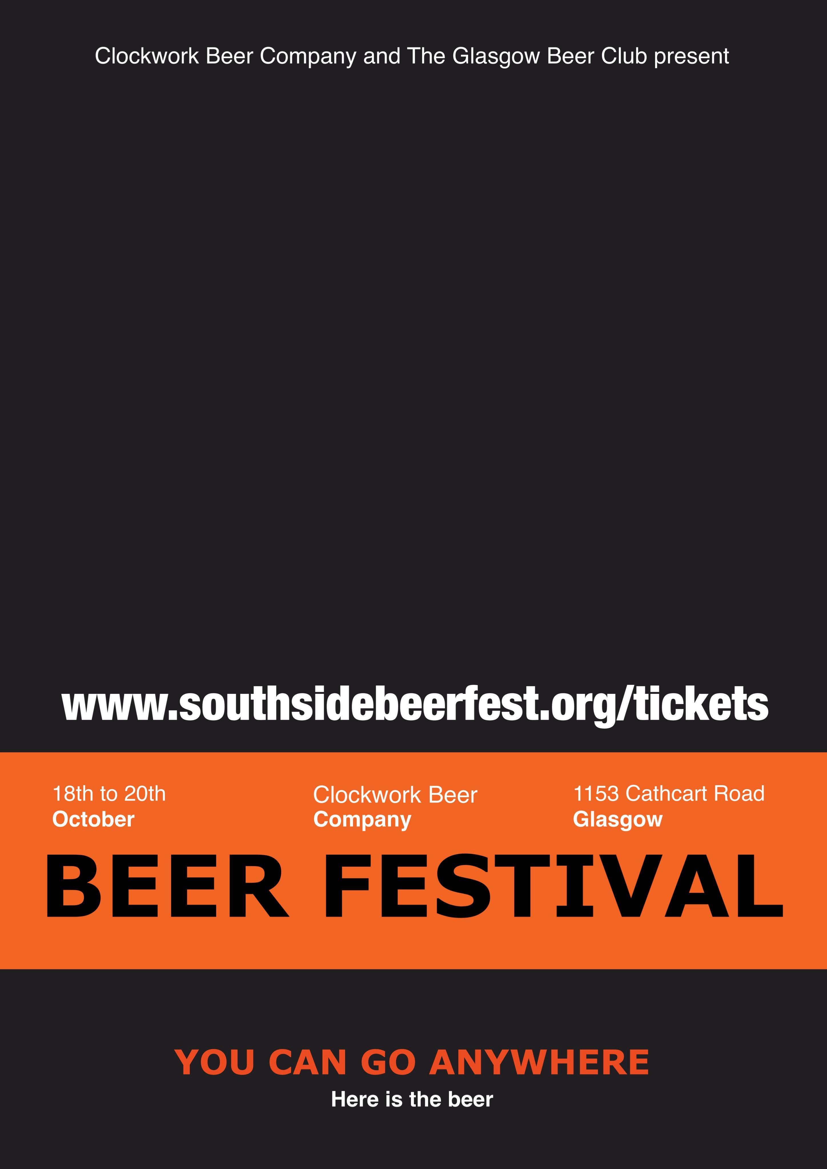 clockwork beer festival