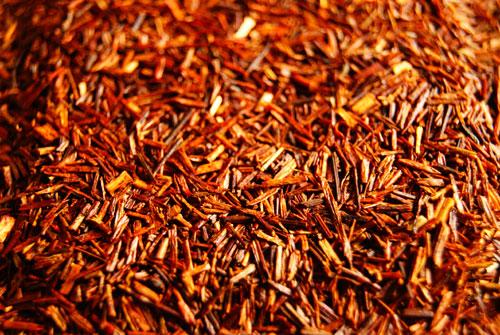 The Wee Tea Company - Redbush tea close up