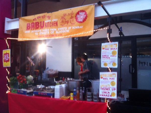 Babu Bombay Kitchen pop-up
