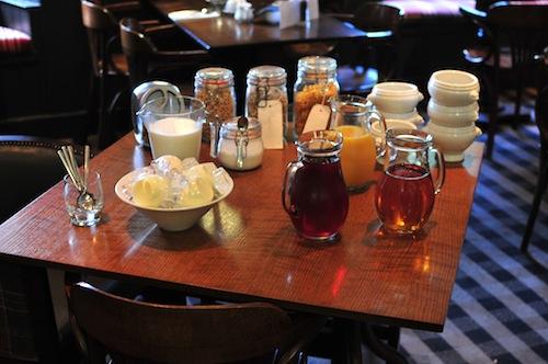 Sun Inn breakfast cereals