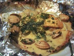 Brel - Cod, Salmon and Clams