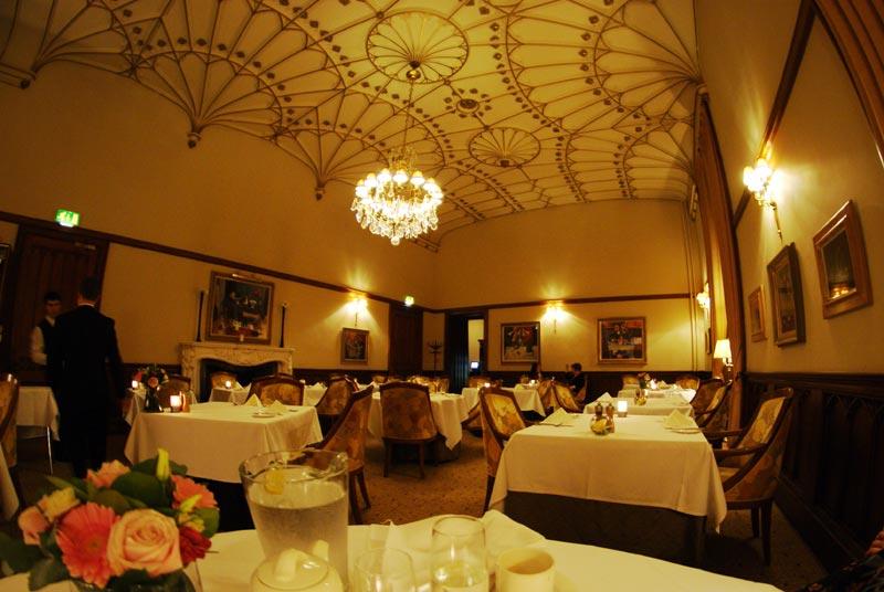 Mar Hall The Cristal Restaurant