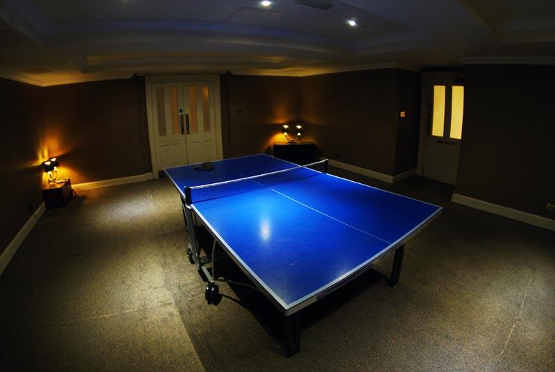Mar Hall Table Tennis