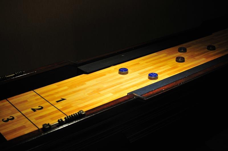 Mar Hall Shuffleboard