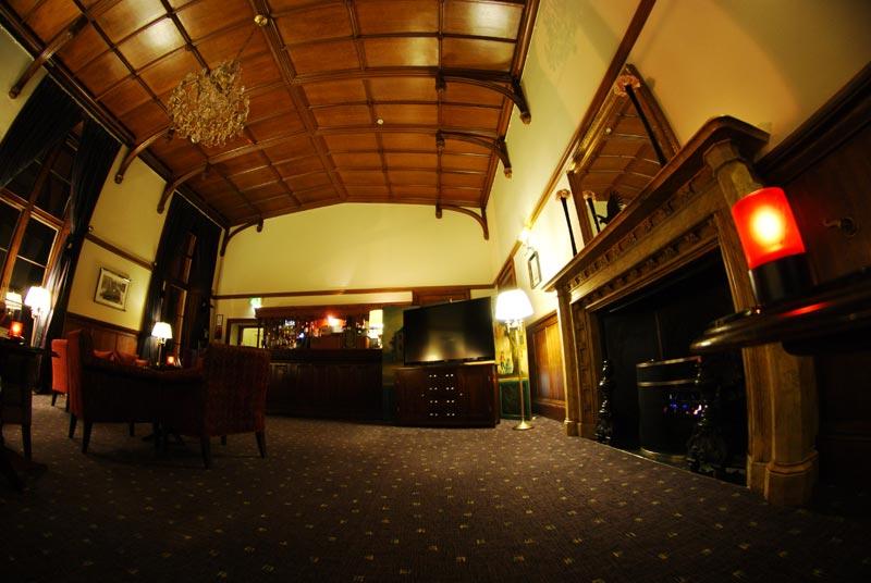 Mar Hall Spike Bar