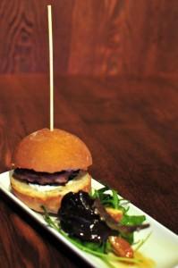 Fino Squid & Cuttlefish Burger