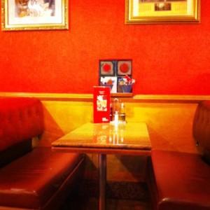 Dinos Glasgow booth