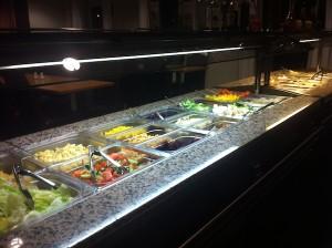 Buffet  Hotel Cabin, Reykjavik, Iceland © Food and Drink Glasgow Blog