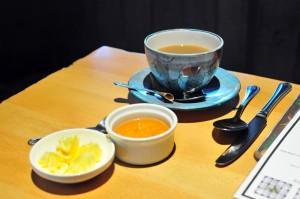 Carfraemill breakfast table
