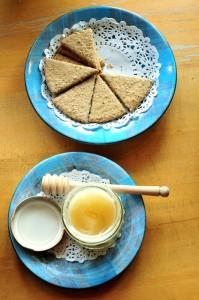 Carfraemill breakfast oatcakes