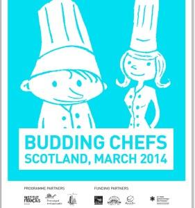 Budding chefs