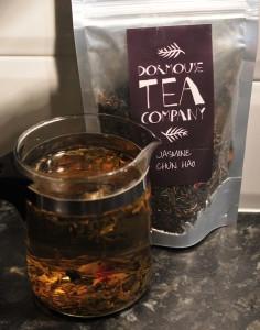 Dormouse Tea  © Food and Drink Glasgow Blog