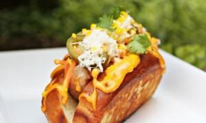 Bahn Mi hotdog, Frank n Dawgs . Chowzter Awards, London, Food Drink Glasgow Blog