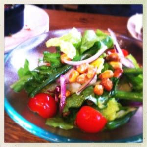 Salad Andina Peru Peruvian london shoreditch Redchurch food drink Glasgow blog east end