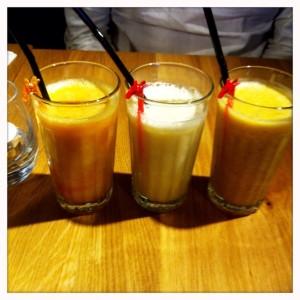 Smoothies Giraffe restaurant review silverburn tesco Glasgow food drink blog