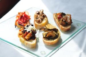 Locanda De Gusti - various crostini