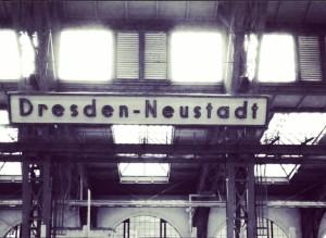 Dresden Neustadt Railway Station