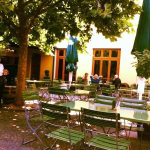 Keesman Brewery Biergarten