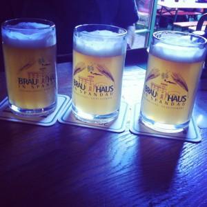 Spandau brewery Germany