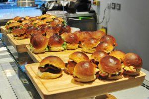 Gordon Street Coffee - brioche buns
