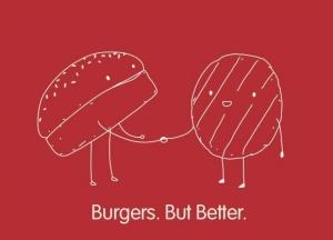 Burger meats bun Glasgow best burger