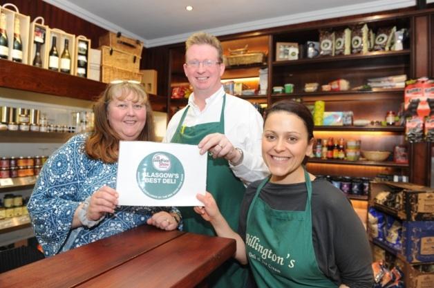 Billingtons of Lenzie bbc good food show