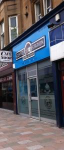 Coffee station Shawlands Glasgow