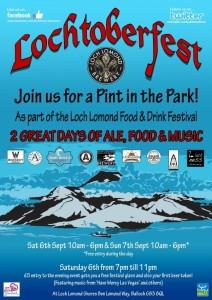 Loch Lomond beer