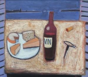 Roger Billcliffe  gallery food drink Glasgow blog