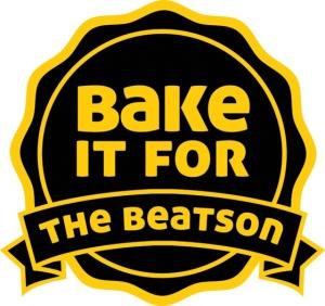 James Morton bake it for the Beatson Glasgow
