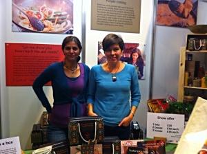 bbc good food show scotland scotia spice