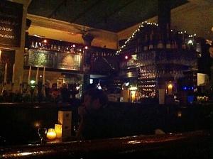 Vronis Glasgow wine bar