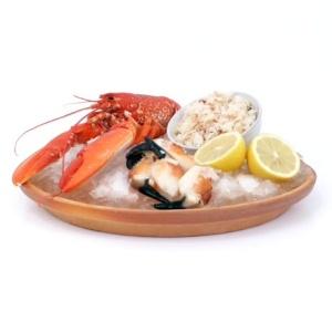 Hebridean food company fish lobster hamper
