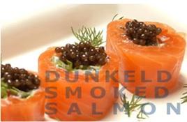 Dunkeld smoked salmon