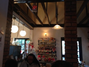 Food Review Inside Maggie's Cosy Cottage, Baillieston
