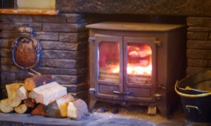 Fire pub real fire