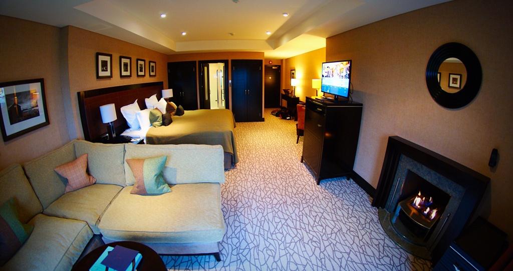 The braid house room Gleneagles Perthshire scotland shopping lobby