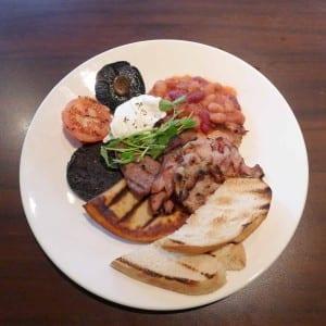 Hyde - Full Monty breakfast