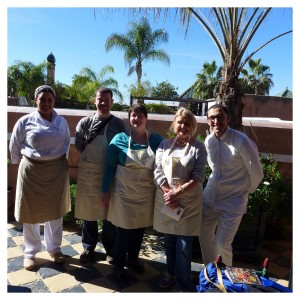 La sultana hotel marrakesh Marrakch Morocco cooking class