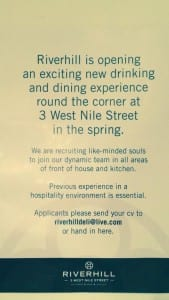 Riverhill west Nile street Glasgow