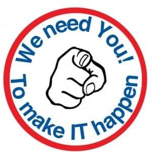 We need you digital internship