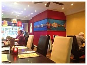 Fazzi italian restaurant Glasgow